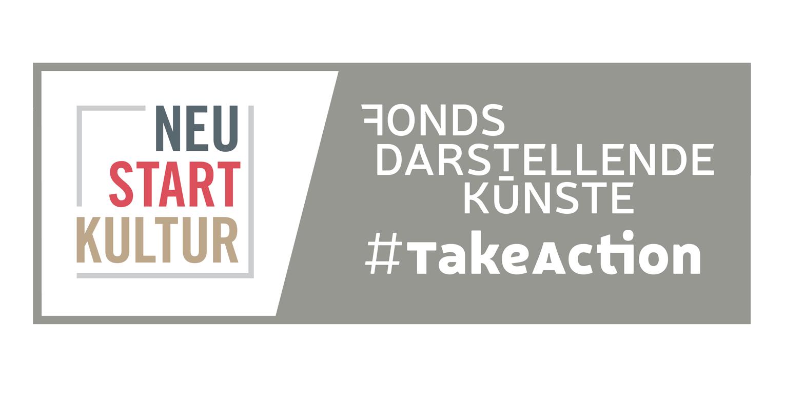 Fonds Darstellende Künste #takeaction